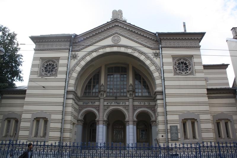 Choral Synagogue