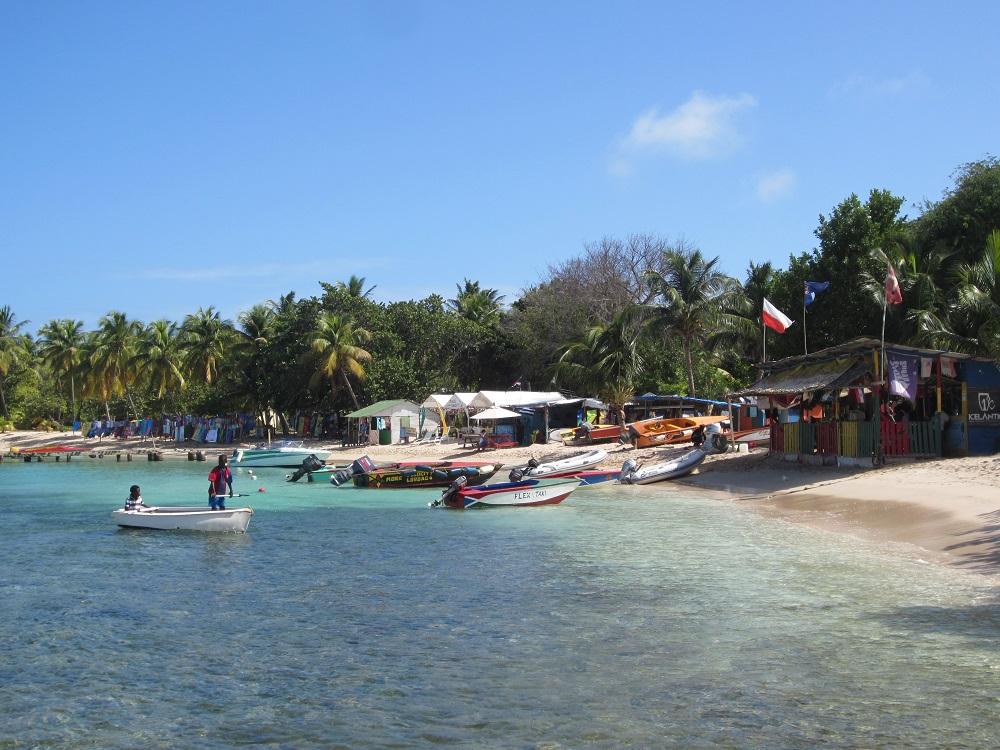 Saltwhistle Bay, Mayreau, St. Vincent and the Grenadines