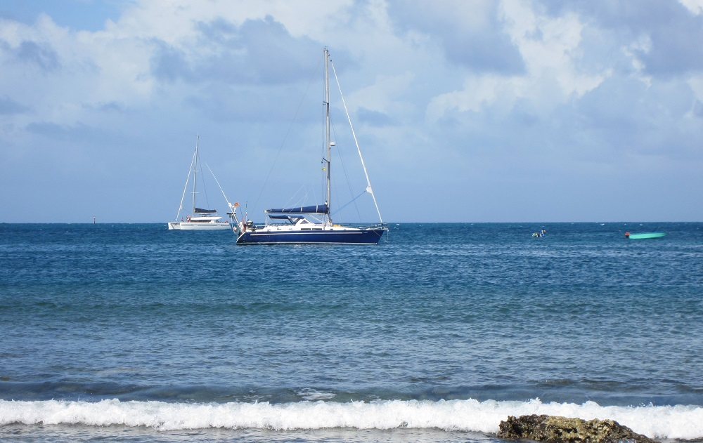 SV Cajucito, Saltwhistle Bay, Mayreau, St. Vincent and the Grenadines