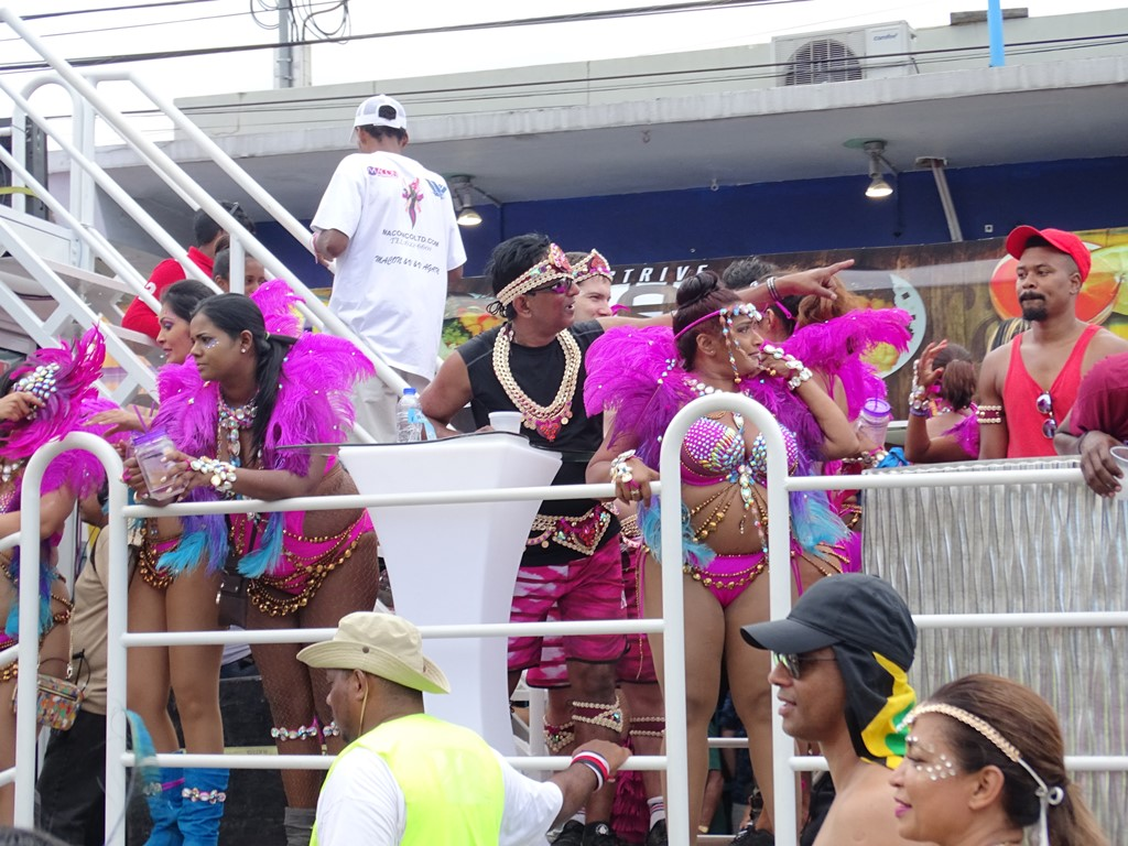 Carnival, Port of Spain, Trinidad and Tobago, 2018