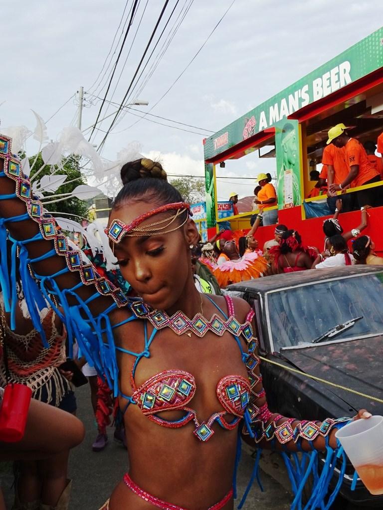 Carnival, Port of Spain, Trinidad and Tobago, 2018