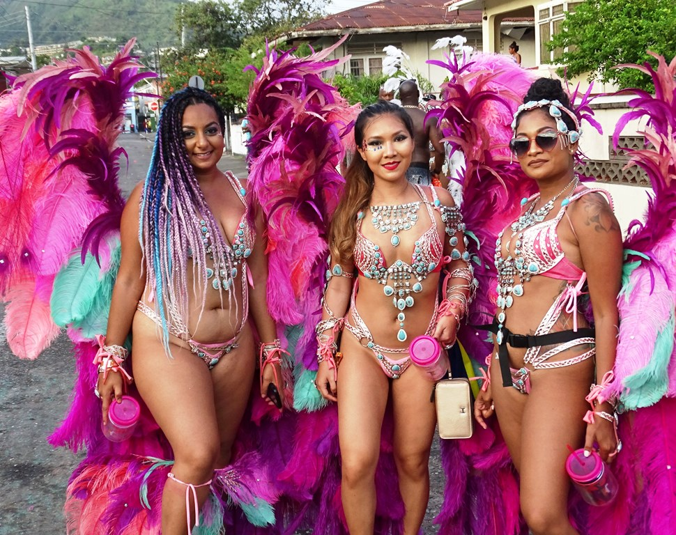 Carnival, Trinidad and Tobago, 2018