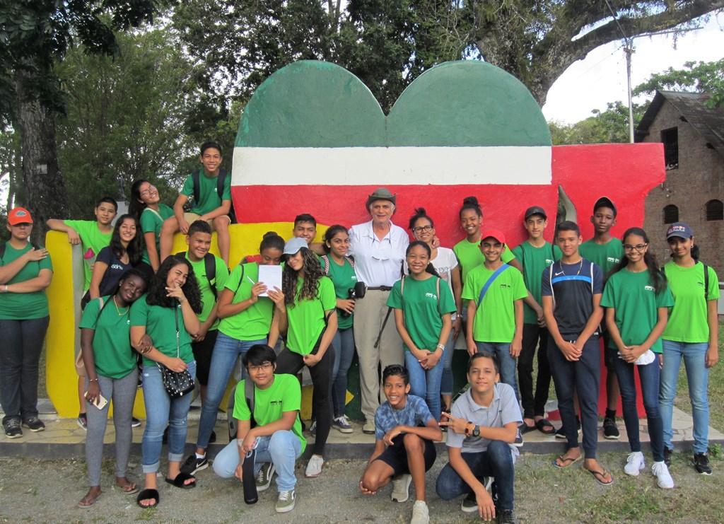 I Love Suriname, Paramaribo, Suriname