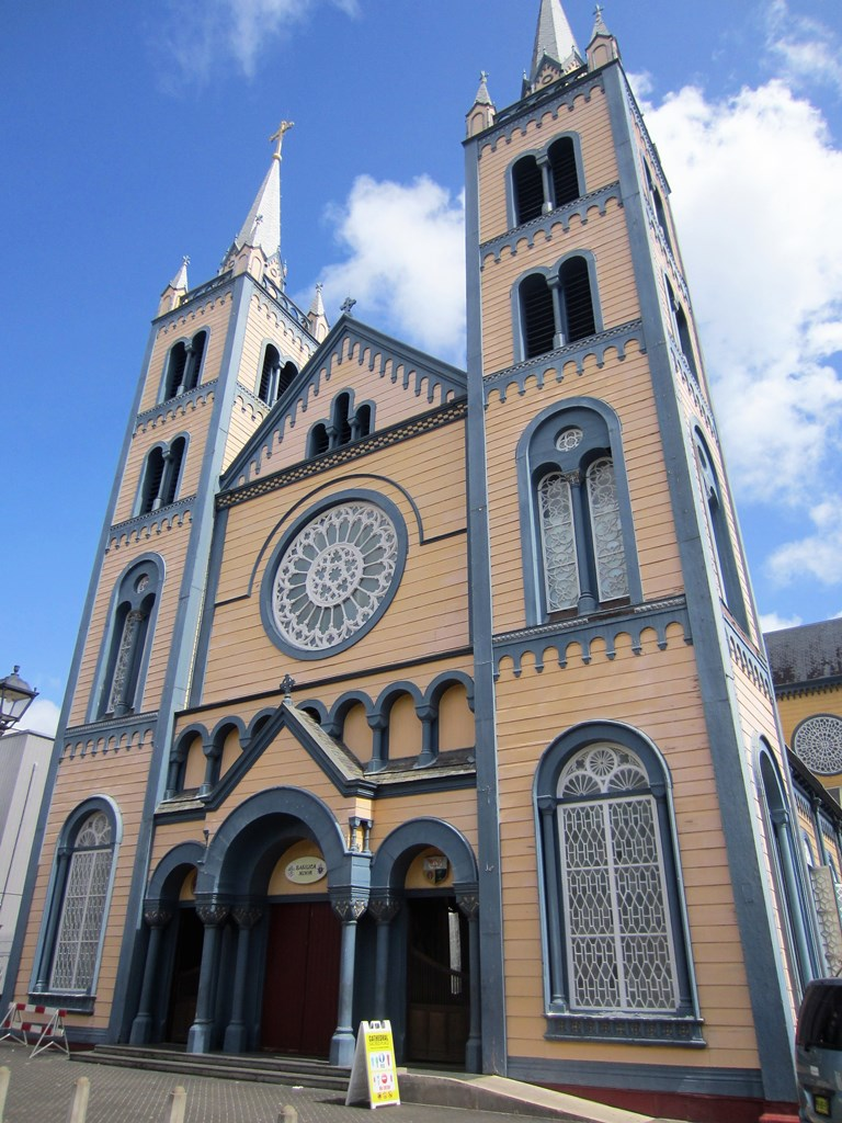 Saint Peter and Paul Cathedral, Basilica Minor,   Paramaribo, Suriname