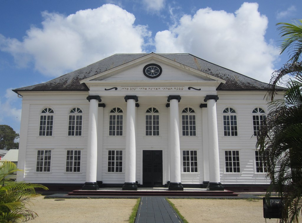 Neveh Shalom Synagogue, Paramaribo, Suriname