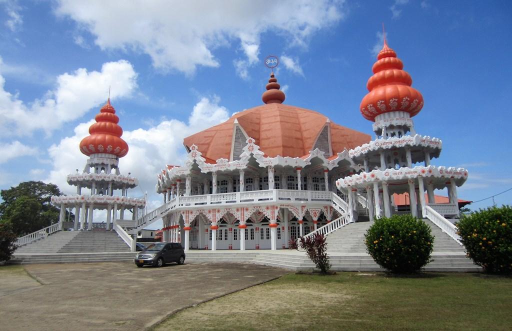 Arya Dewaker, Hindu Temple, Paramaribo, Suriname