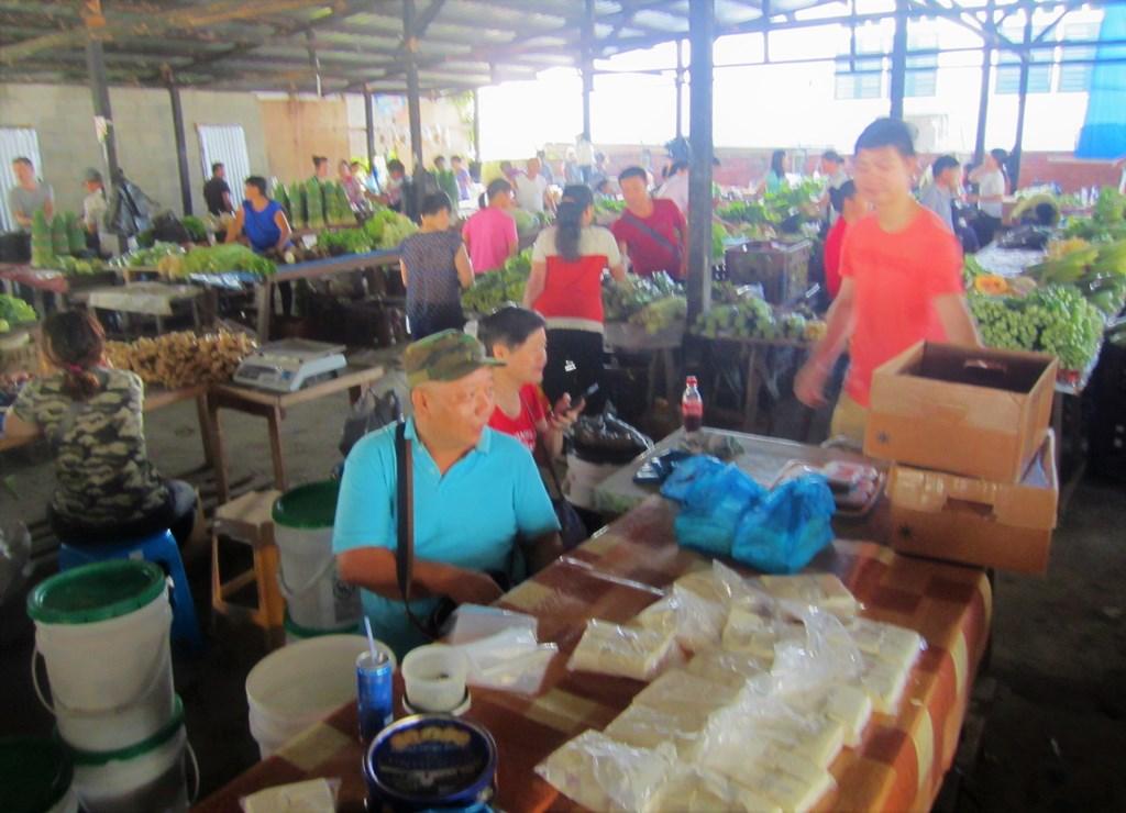 Asian Market, Paramaribo, Suriname