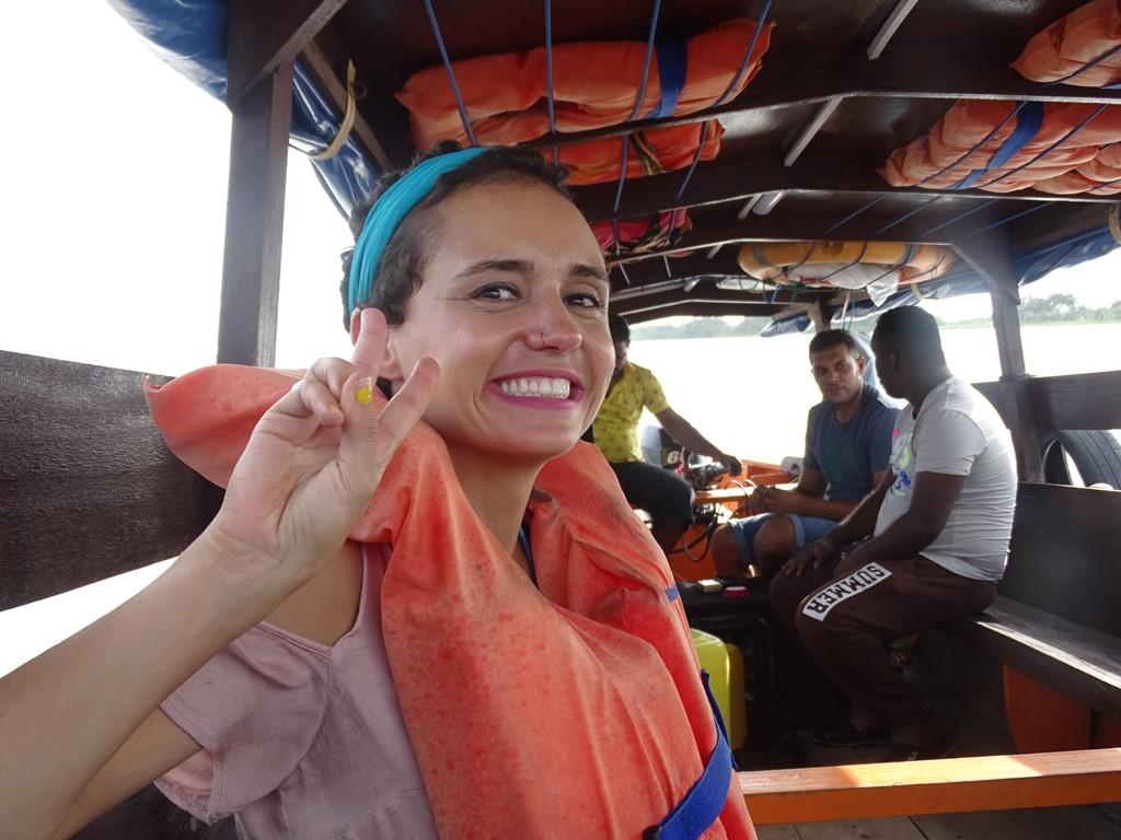 Dolphin Tour, Paramaribo, Suriname