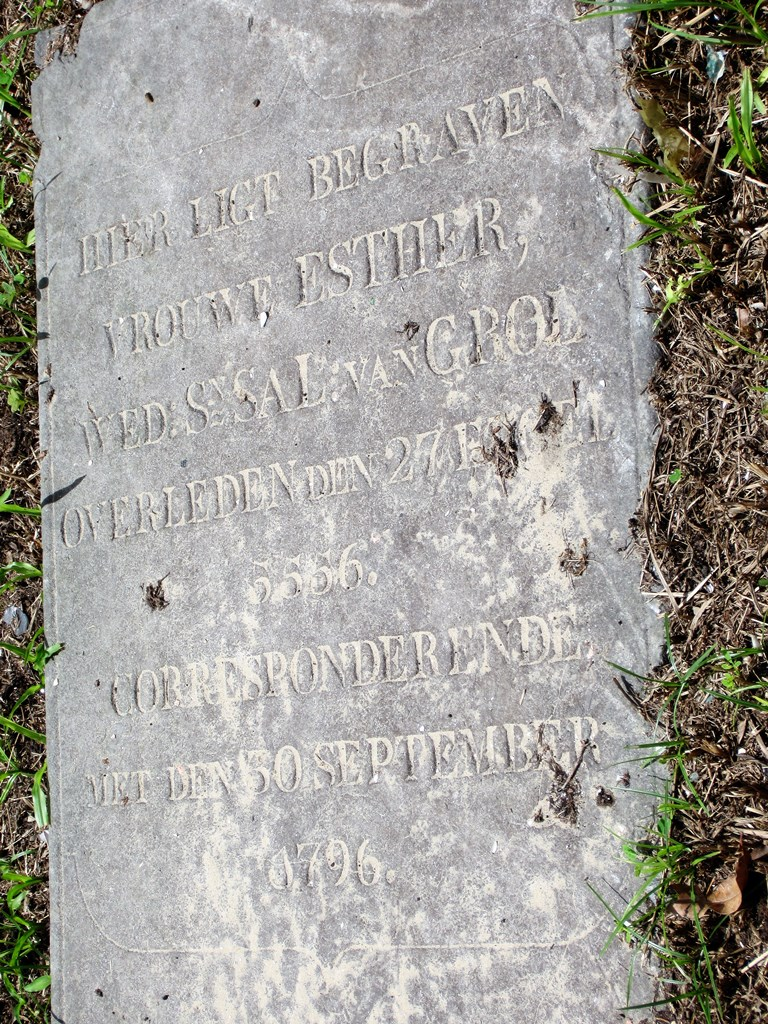 Ashkenazim Jewish Cemetery, Paramaribo, Suriname