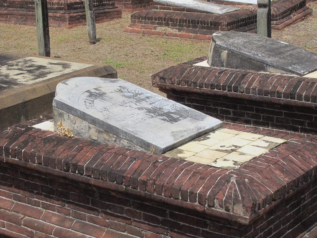 Sephardi Jewish Cemetery, Paramaribo, Suriname