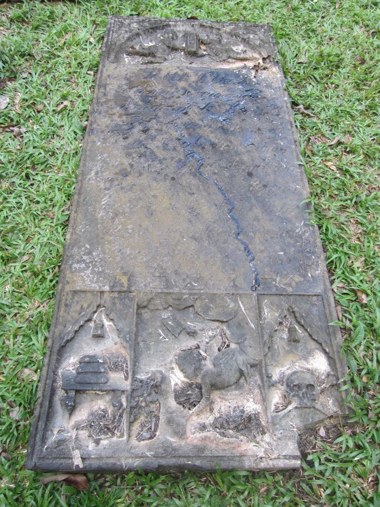 Jewish Cemetery, Jodensavanne, Suriname