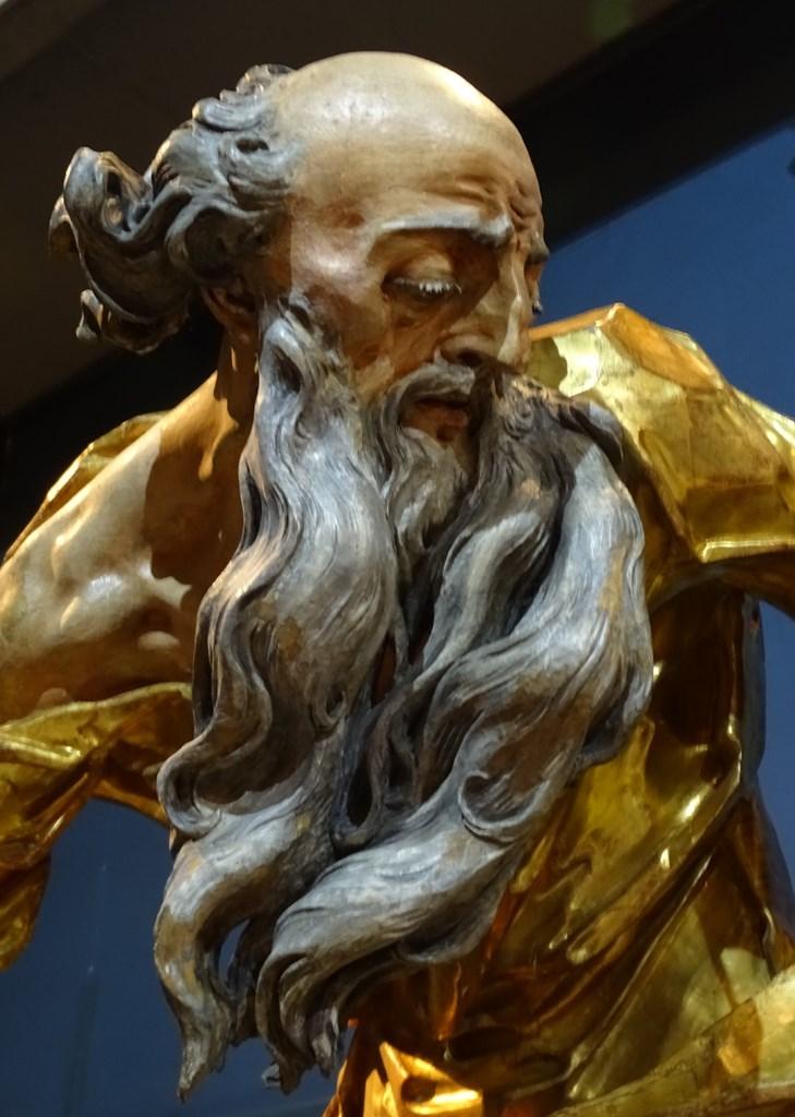 Abraham, Johann Georg Pinzel Museum of Lviv Sacral Baroque Sculpture