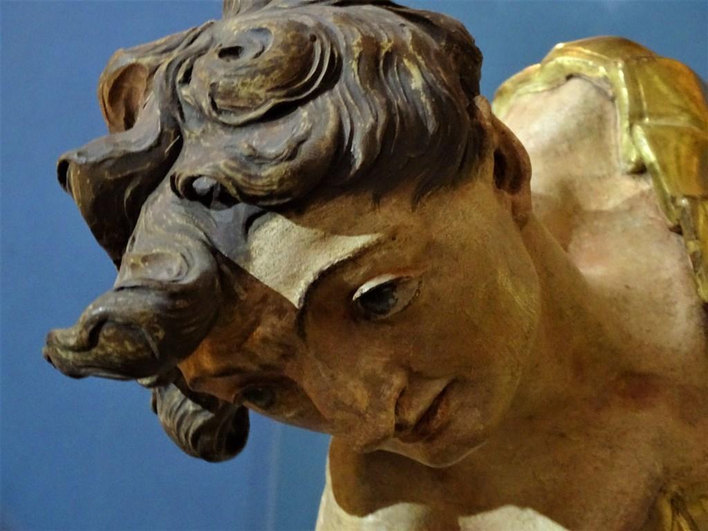 Isaac, Johann Georg Pinzel Museum of Lviv Sacral Baroque Sculpture