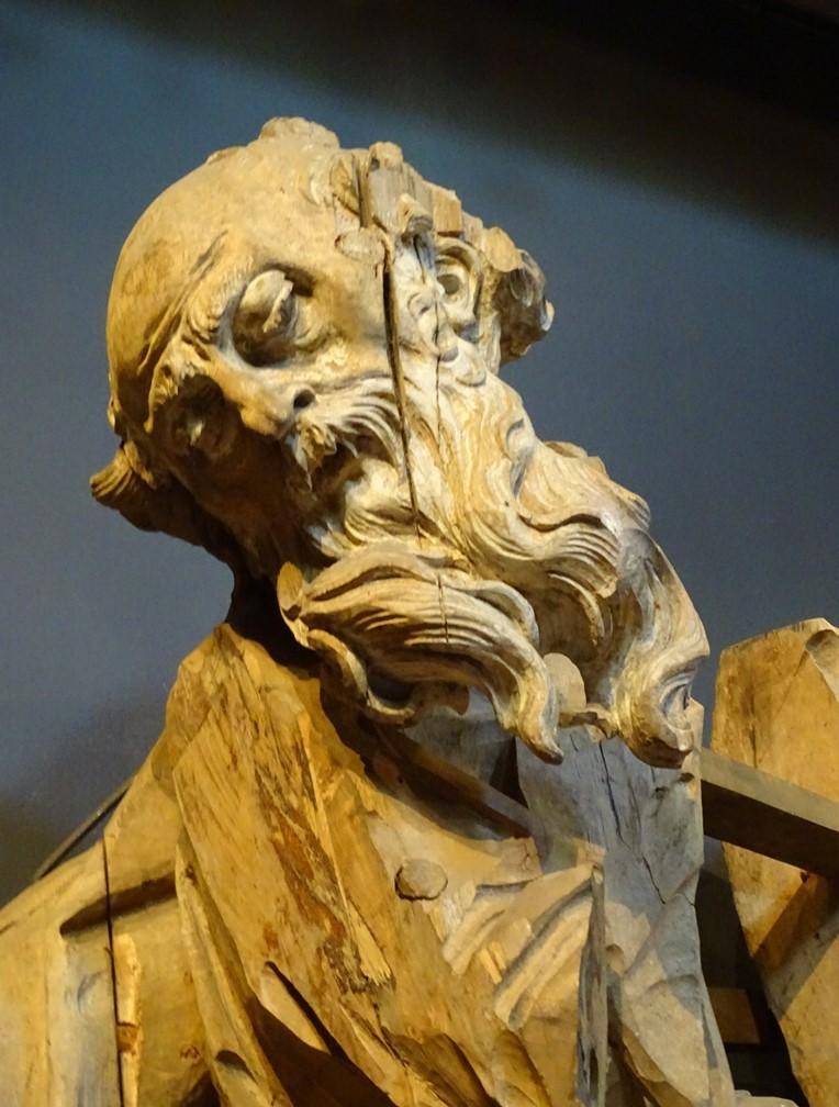 St. Yakym, Johann Georg Pinzel Museum of Lviv Sacral Baroque Sculpture