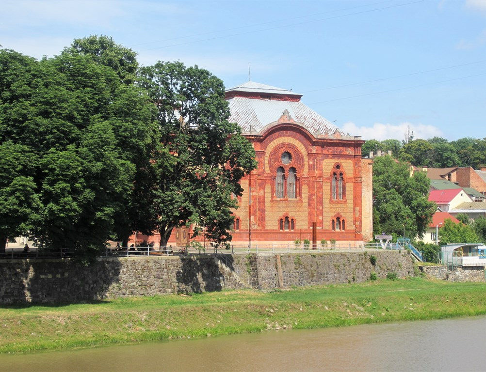 Philharmonia, Uzhhorod, Ukraine