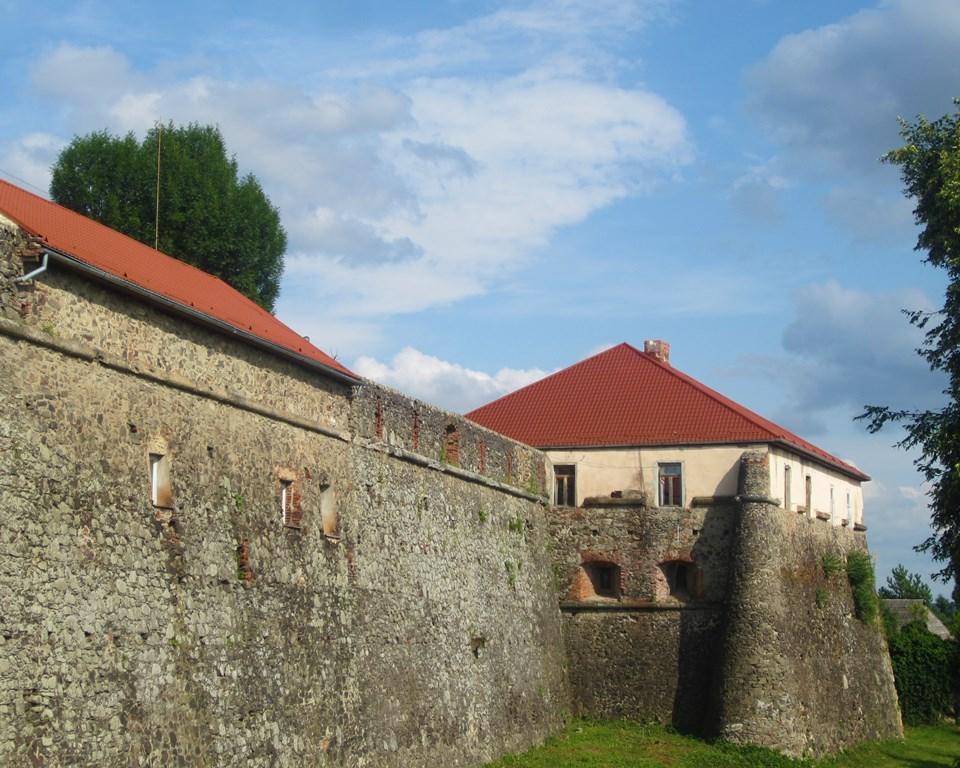 Uzhhorad Castle, Ukraine