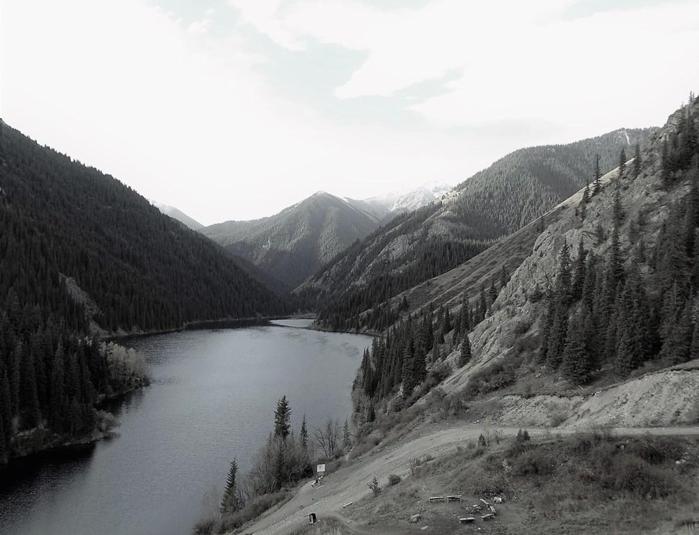 Kolsai Lake, Kazakhstan