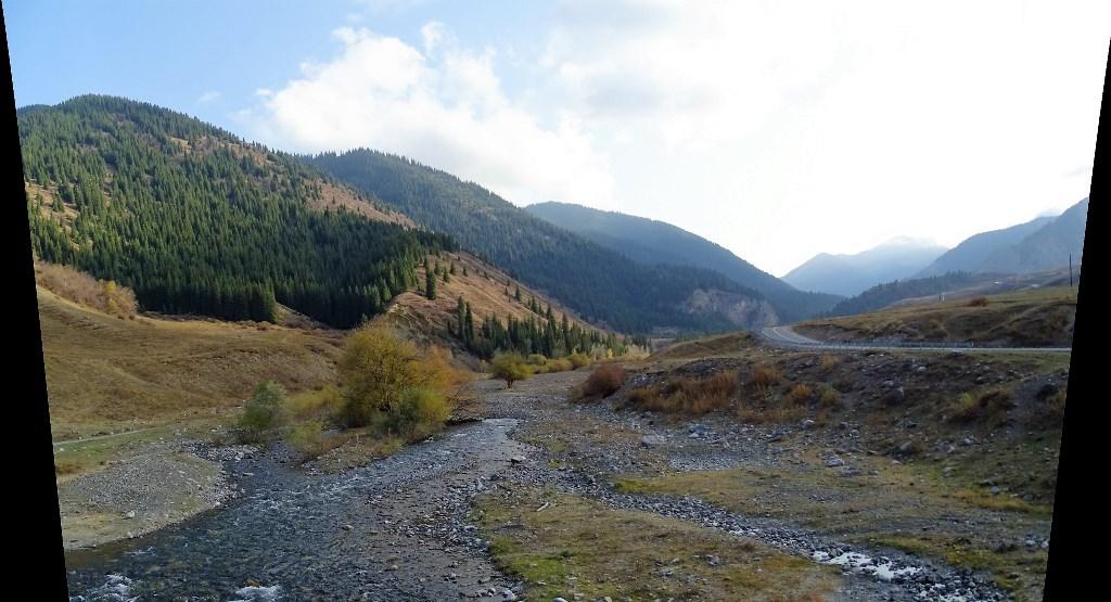 Kolsai River, Kazakhstan