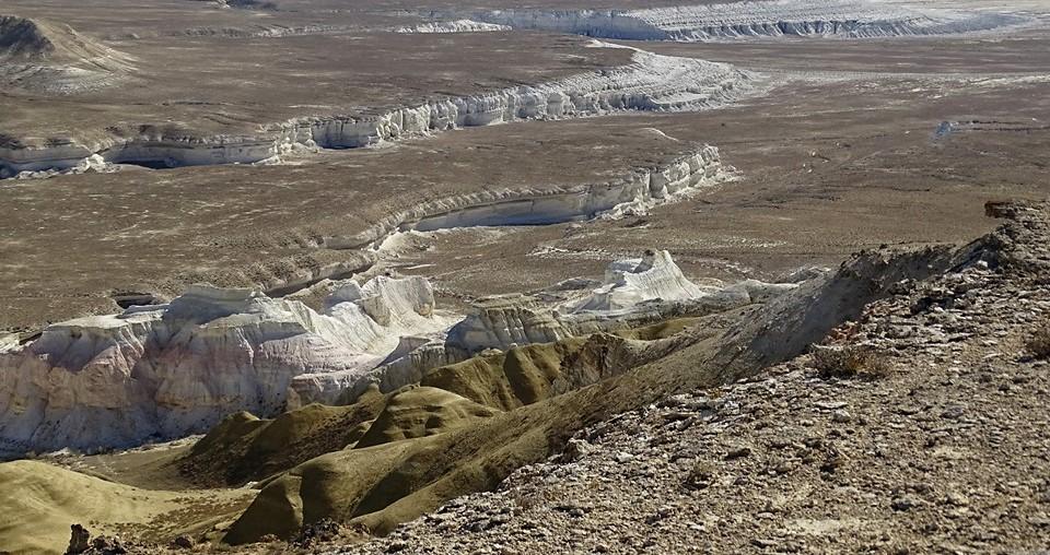 Paratethys, Mangystau, Kazakhstan