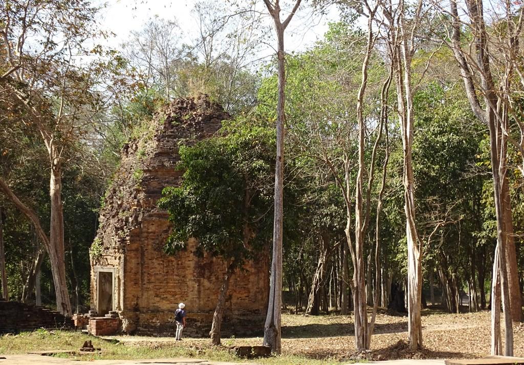 Sambor Prei Kuk, Kompong Thom, Cambodia