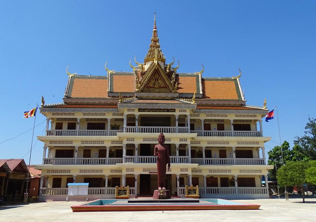 Wat Kampong Thom, Kampong Thom, Cambodia