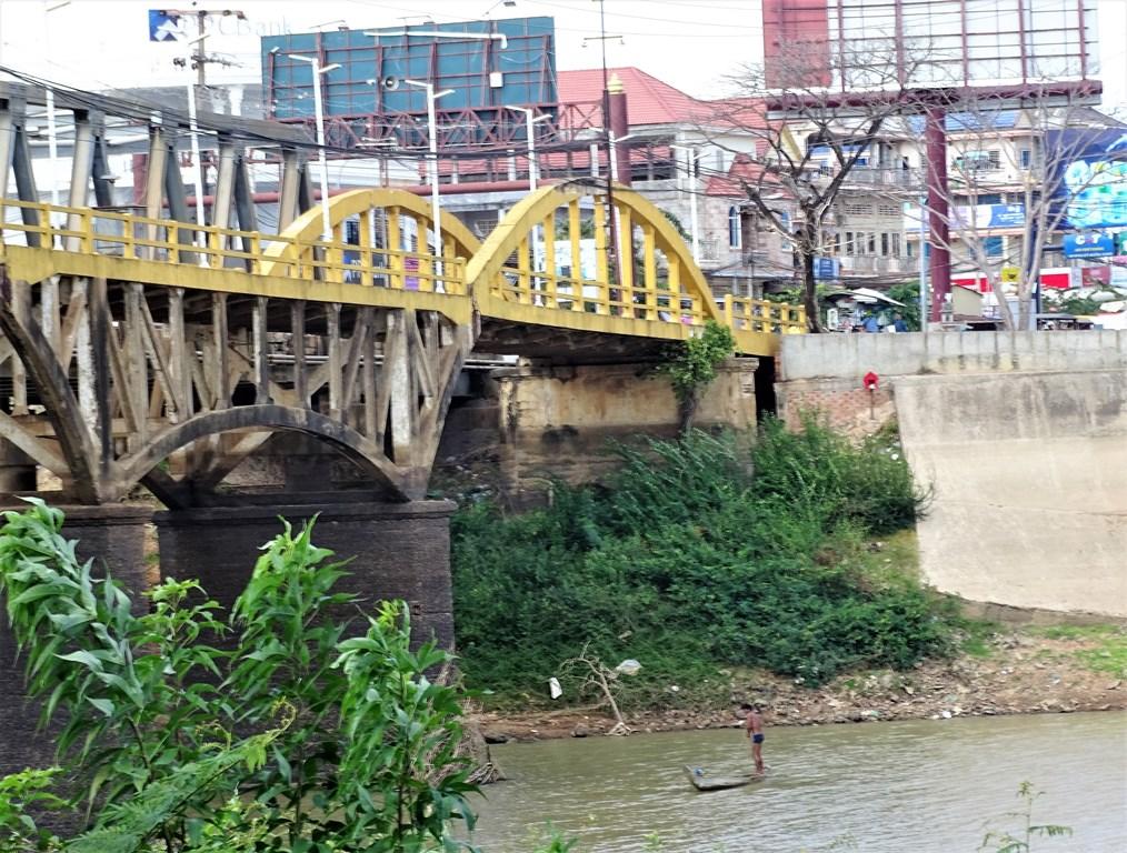 Steung Saen, Riverside, Kampong Thom, Cambodia