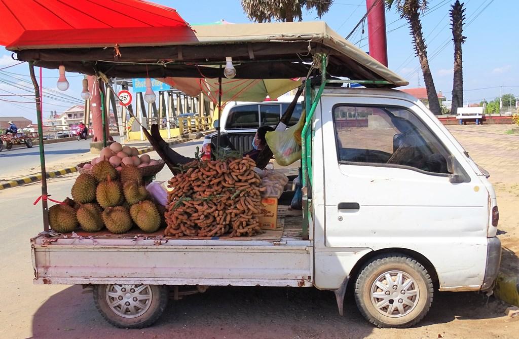 Siesta, Riverside, Kampong Thom, Cambodia