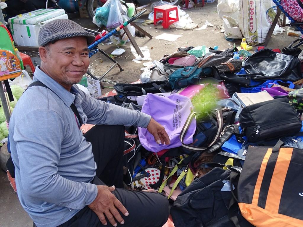 Repair Shop, Kampong Thom, Cambodia