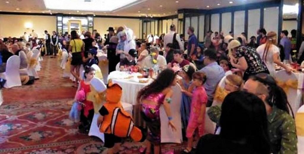 Purim Celebration, Bangkok, Thailand
