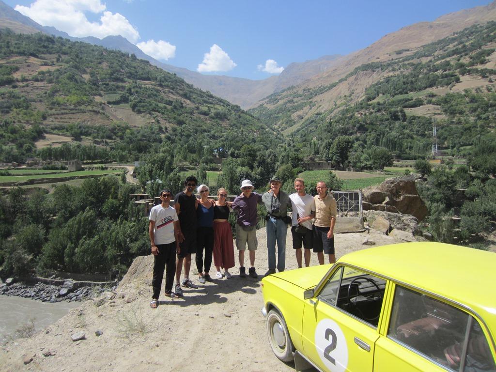 "Auto ""Repair Shop""  Rushan Valley, Tajikistan"