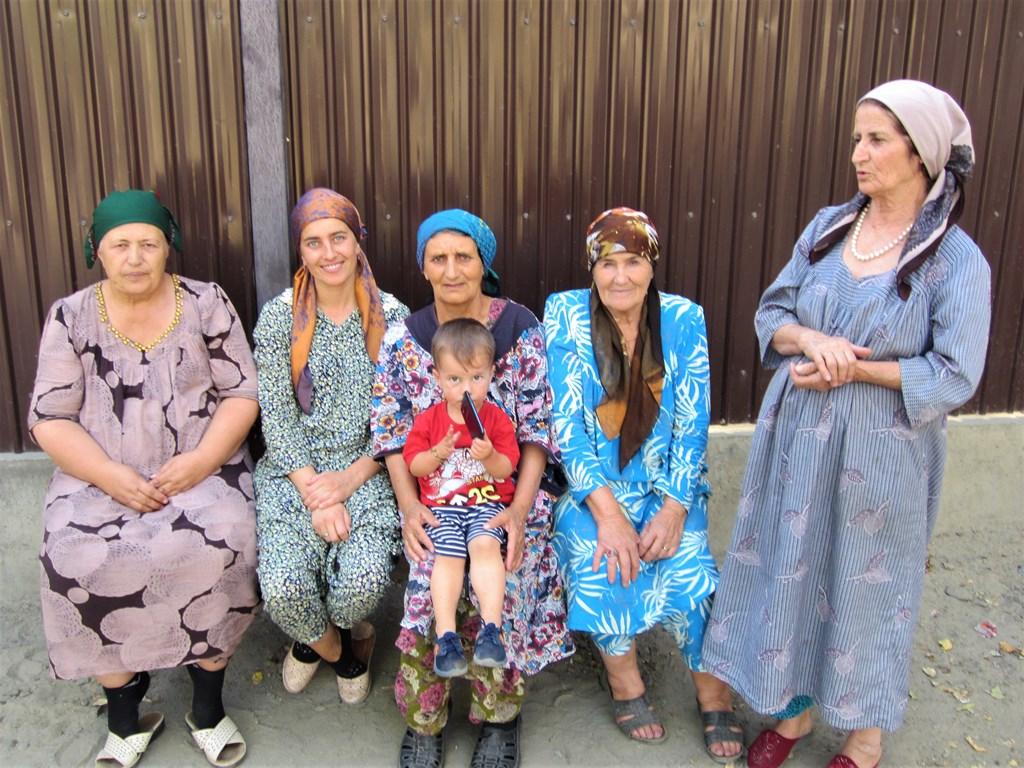Rushan Valley, Tajikistan