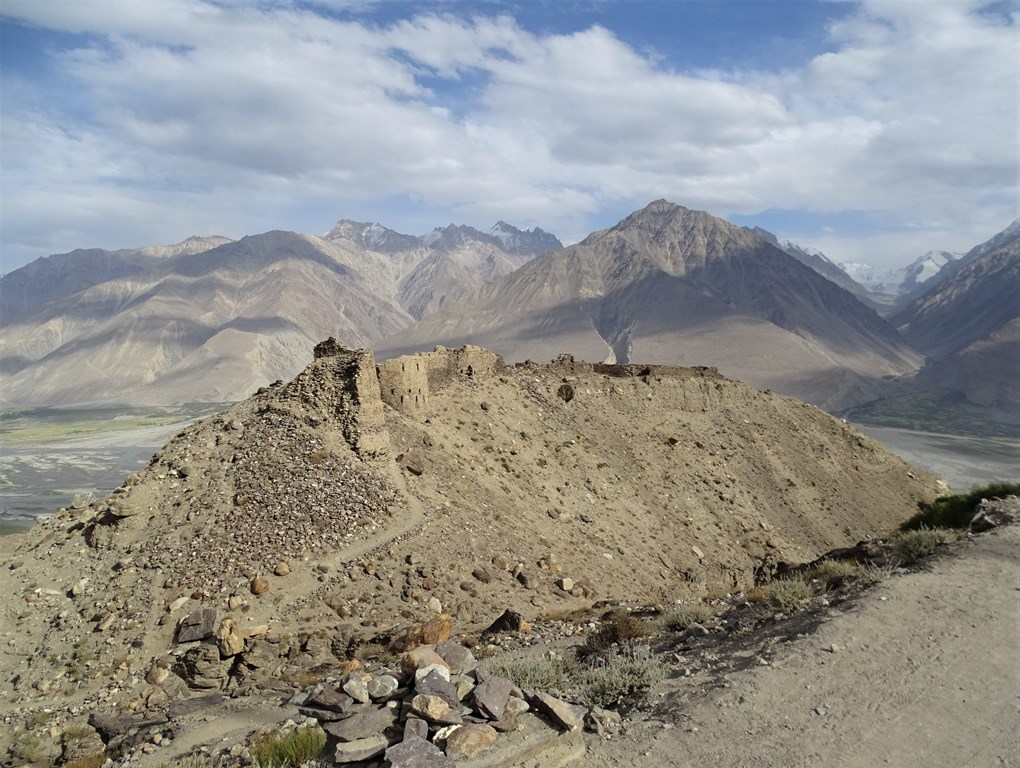 Alexander Fortress, Wakhan Region, Tajikistan