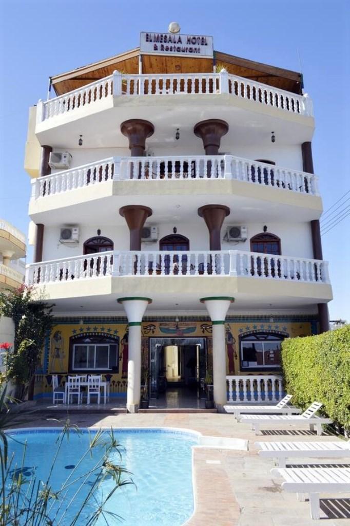 El Mesala Hotel, Gezira El Bairat, Luxor, Egypt