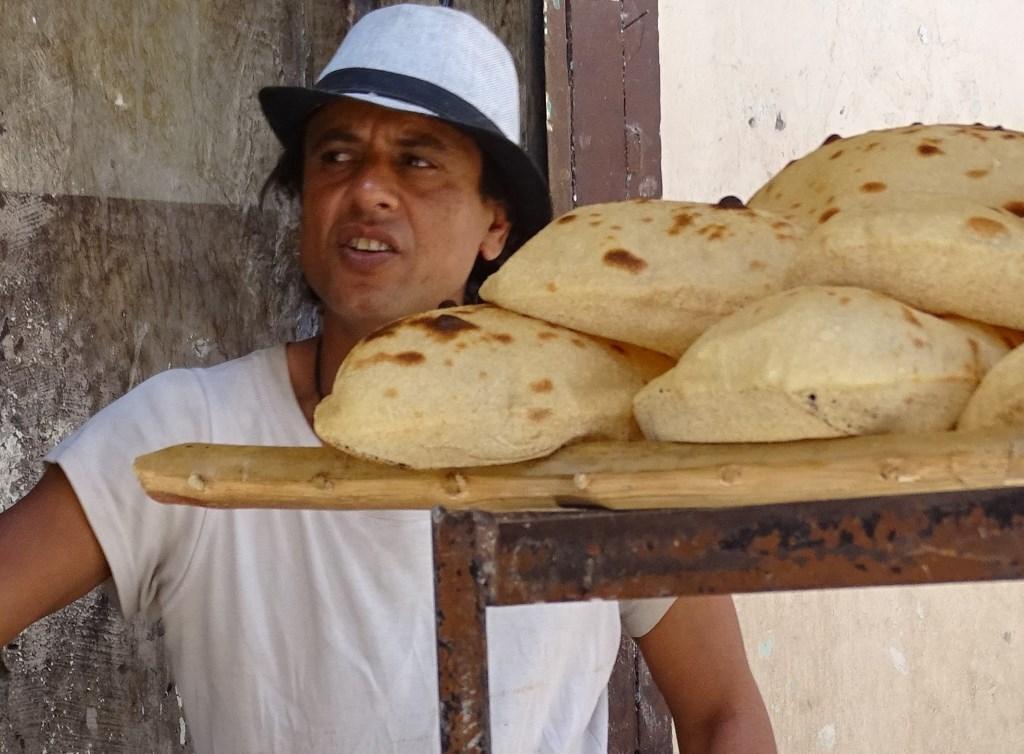 Baker, Gezira El Bairat, Luxor, Egypt