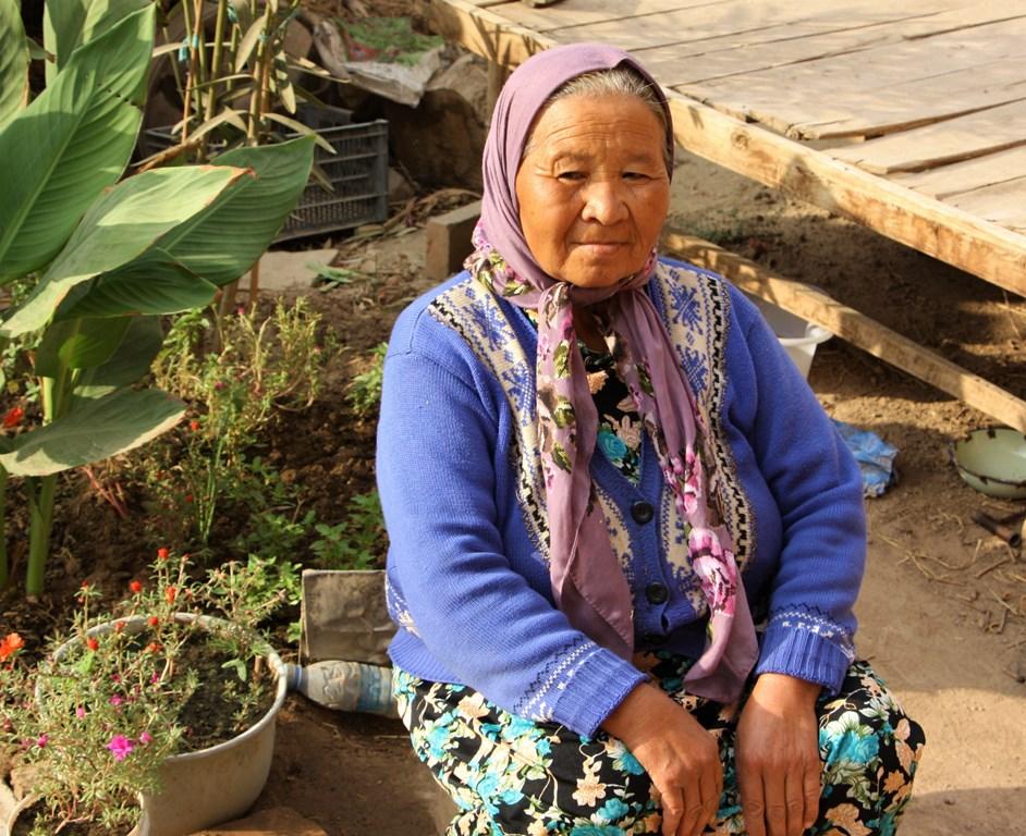 Turpan Village, Xinjiang, China