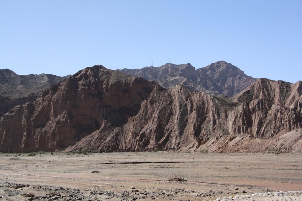 Baicheng County, Xinjiang, China