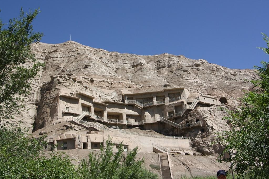 Kizil Thousand Buddha Caves, Baicheng County, Xinjiang, China