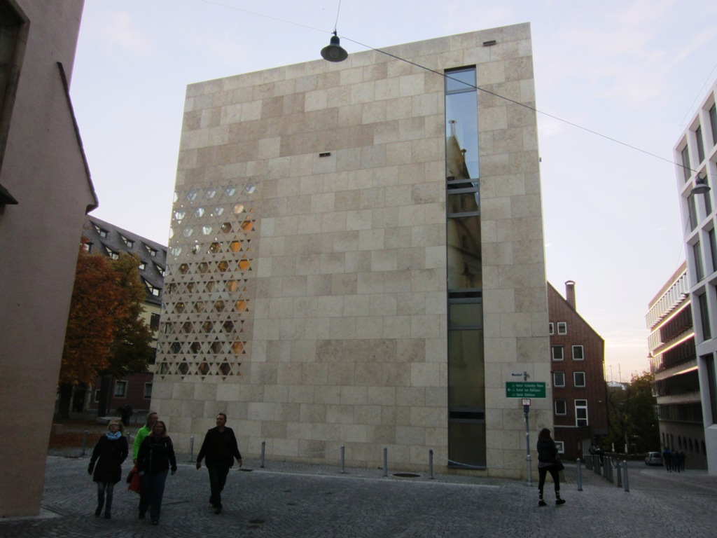 Synagogue and Jewish Community Center, Ulm, Germany