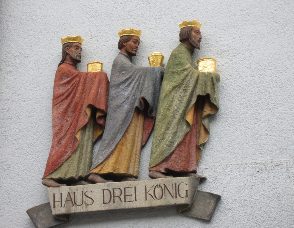 The Three Kings, Ulm, Germany
