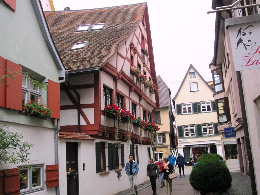 Old Town, Ulm, Germany