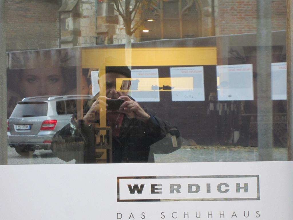 Former site of Polatschek shoe store,  Ulm, Germany