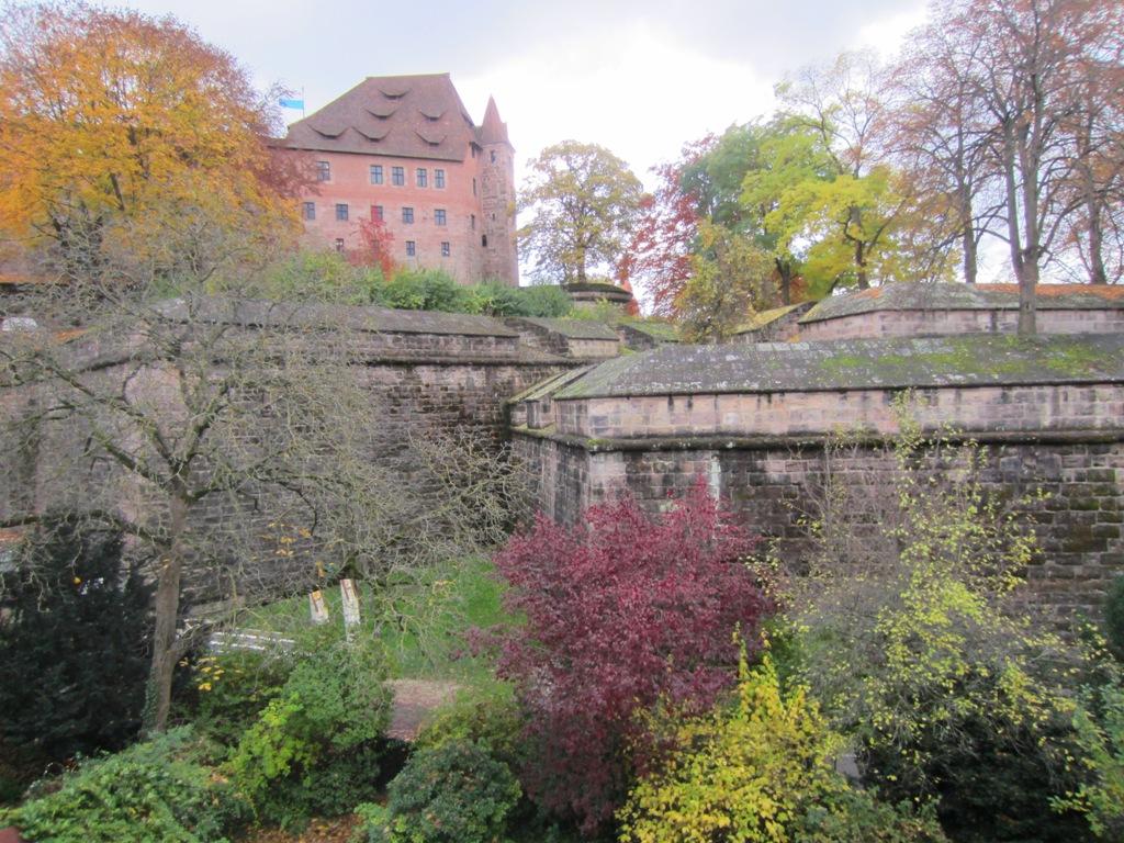 Castle, Nuremberg, Germany