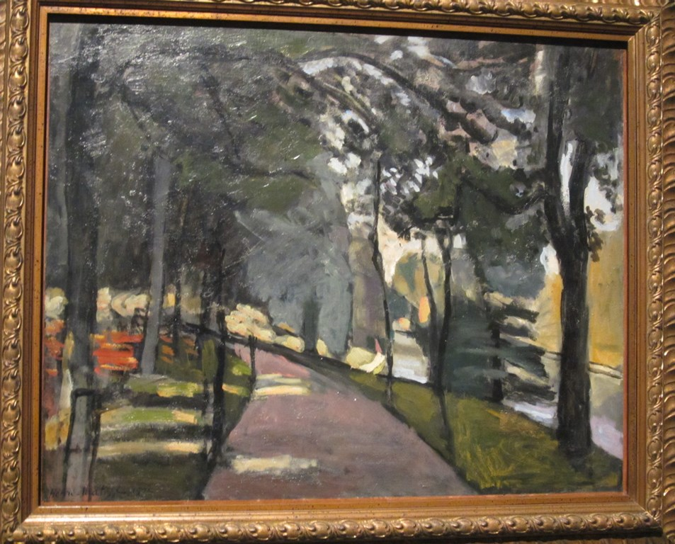 Bois de Boulogne, Henri Matisse