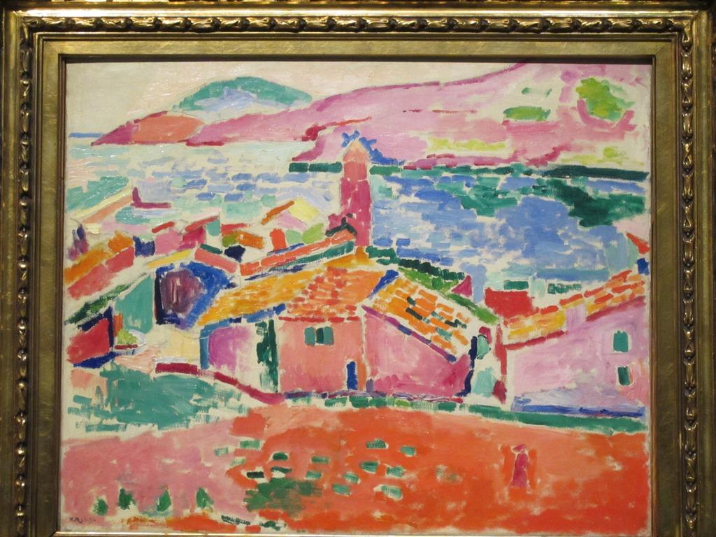 View of Collioure, Henri Matisse