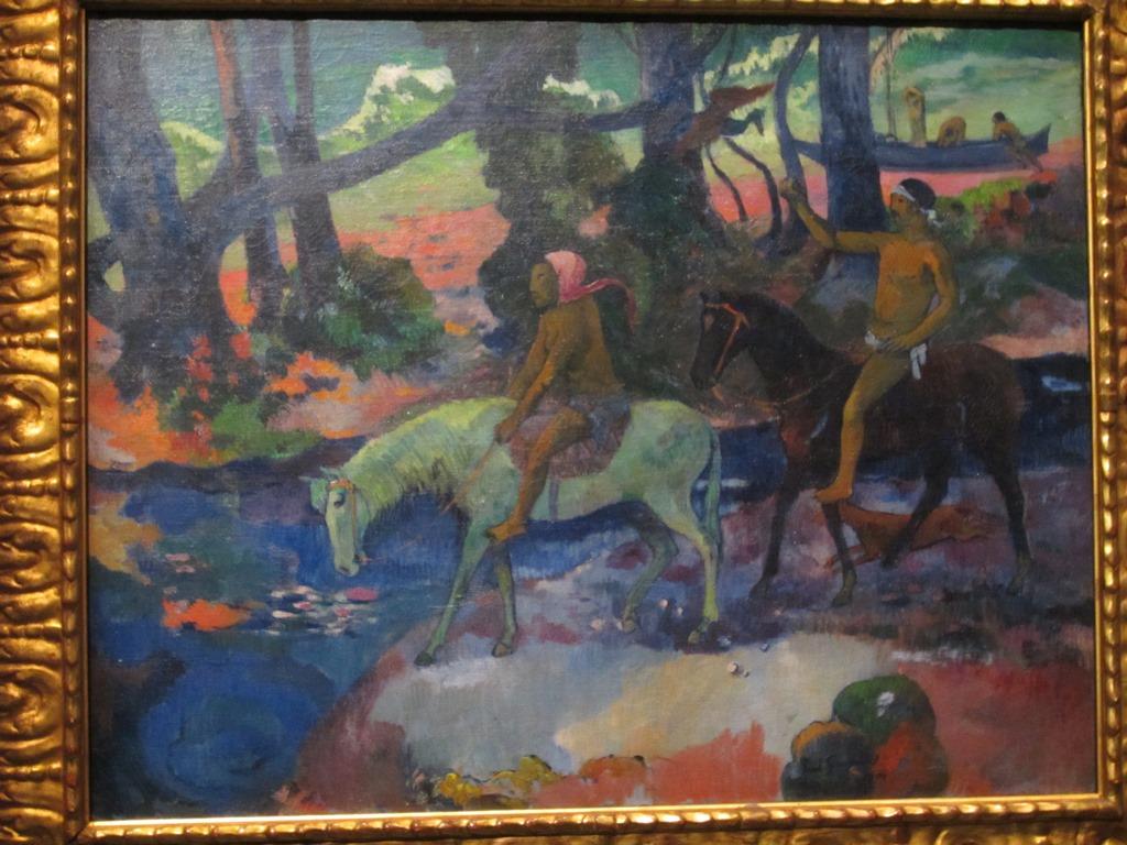The Ford, Paul Gauguin