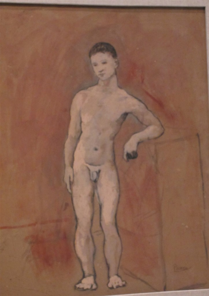 Young Boy, Pablo Picasso