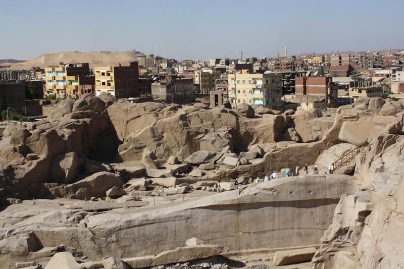 Unfinished Obelisk, Aswan, Egypt