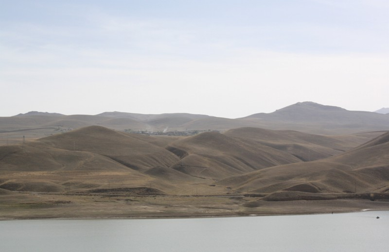 Zernek Dam, Turkey
