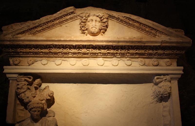 Archeological Museum, Hierapolis, Turkey