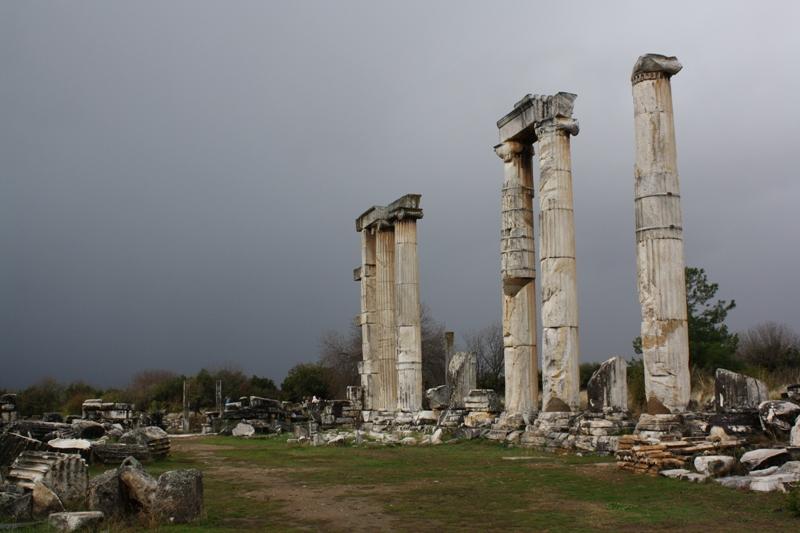 Temple of Aphrodite, Afrodisias, Turkey